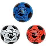 Shoot Size 5 Plastic Football - Colour Varies