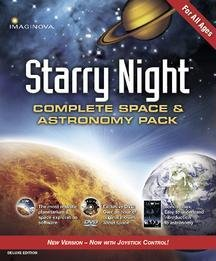 Starry Night Complete Space & Astronomy Pack 2.0 Win/Mac