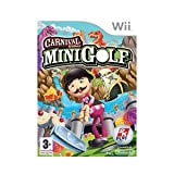 echange, troc Carnival Funfair Games: Mini Golf (Wii) [import anglais]