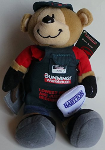 bunnings-warehouse-ben-plush-bear-10-inch