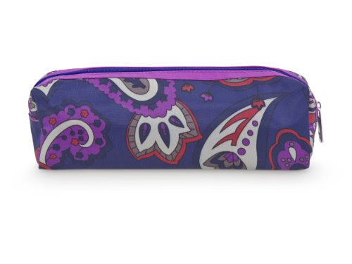 All For Color Vivid Paisley Pencil/Essentials Case