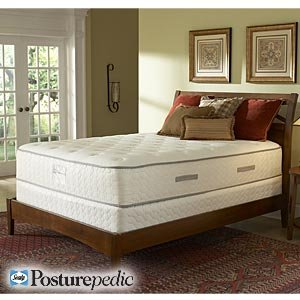 Barryton Plush Queen Mattress Sealy Posturepedic Mattress