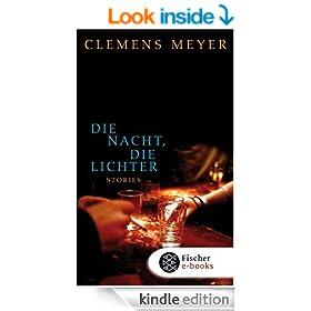 Die Nacht, die Lichter: Stories (German Edition)