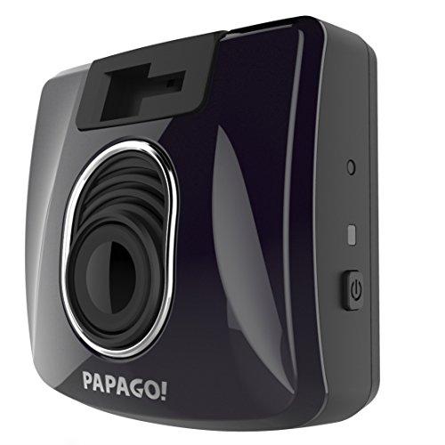 PAPAGO GoSafe S30PRO さらに美しいフルHD映像と夜間撮影を記録するSONY製CMOSセンサー搭載ドライブレコーダー16GB&吸盤両面マウントセット S30PRO-16G