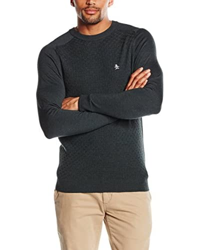 Original Penguin Pullover [Antracite]