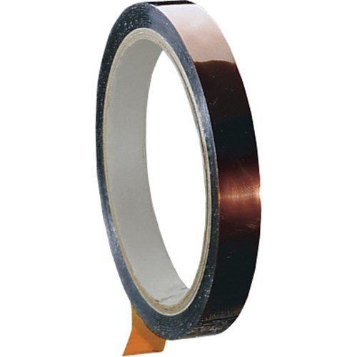 "3M 5419-1/4 Film Tape Low Static Polyimide 1/4"" X 36 Yds (6.35Mm X 33M)"