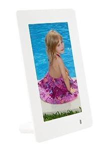 """Telefunken TF 62 Cadre photo numérique 6 """" USB Blanc"""