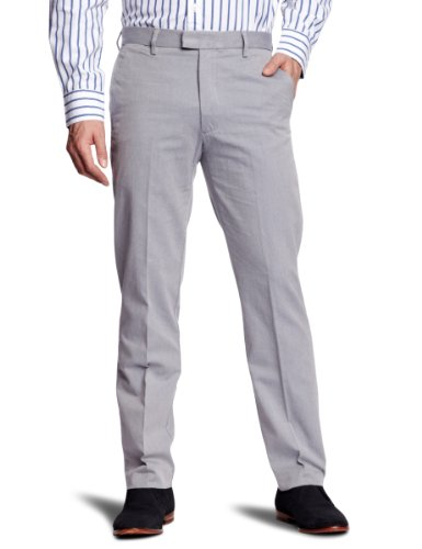 Dockers SF Khaki Oxford Tapered Men's Trousers Faded Navy W32 INxL34 IN