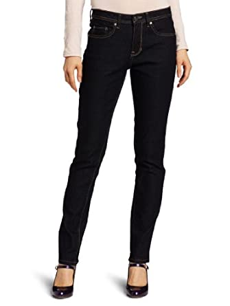 U.S. Polo Assn. Women's Straight Leg Jean, Blue, 6