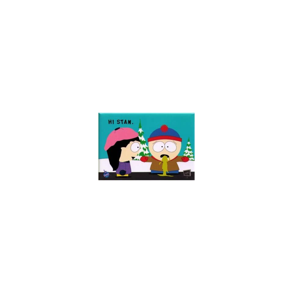 South Park Stan Wendy Throw Up Magnet HM11