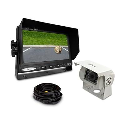 Rückfahrsystem CM-RFSN1 Videorückfahrsystem Set mit Rückfahrkamera Video von Carmedien - Reifen Onlineshop