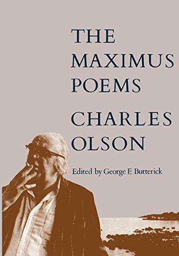 Maximus Poems