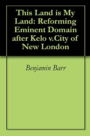 kelo v city of new london case First published: july 5, 2005 in its 5-4 decision in the case of kelo v city of new  london, the us supreme court issued an important, if very controversial,.