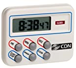 CDN Multi-Task Timer & Clock
