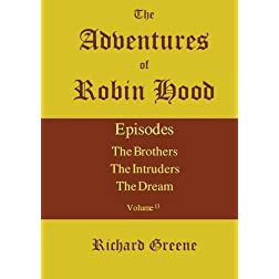 The Adventures of Robin Hood - Volume 13