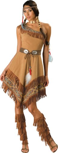 Female Native Amerian Costume