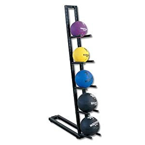 Medicine Ball Rack by Champion