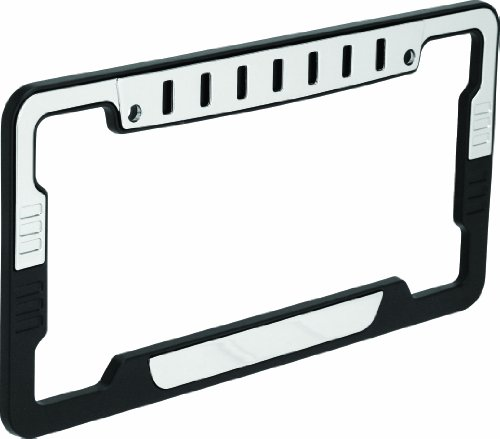 bell 22 1 46379 8 chrome off road license plate frame. Cars Review. Best American Auto & Cars Review