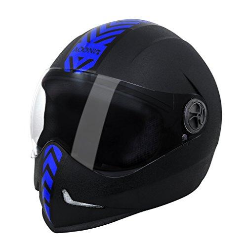 Buy Steelbird Helmet Adonis Dashing Black