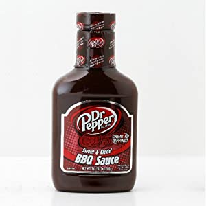 Dr. Pepper BBQ Sauce by Yulo Toys Inc