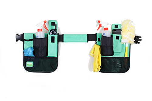 Klever House Cleaning Tool Belt