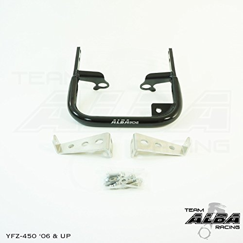Yamaha YFZ 450 (2006 and Up) Rear Grab Bar Bumper Black (Available in Many Colors)-Please Carefully Read Fitment Specifications (Yamaha 450 Yfz Accessories compare prices)