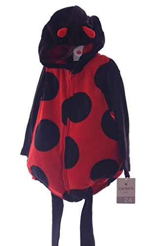 Ladybug Halloween Costume 3pc Toddler / Baby 24 MO NEW Carter's