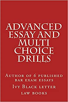 law school e-book: - the authors of 6 published bar essays ...
