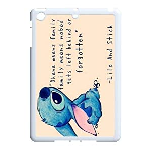 Come On Lilo And Stitch Quoted Ohama Mean Ipad Mini Case