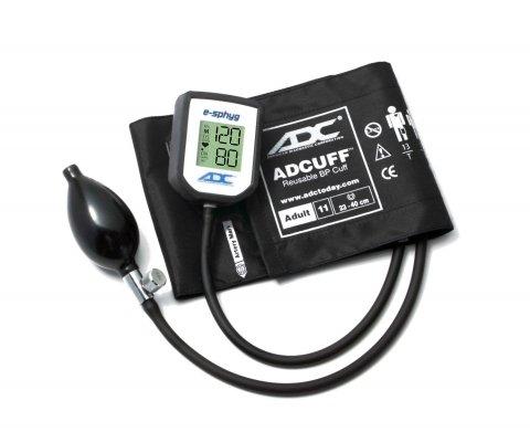 American Diagnostic Corporation 7002 Diagnostix e-sphyg Digital Aneroid Blood Pressure Black Sphygmomanometer by American Diagnostic