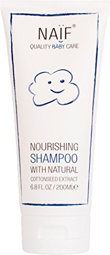 Naif Care - Nourishing Baby Shampoo - With Natural Cottonseed Extract 6.8 oz - 1