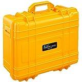 B&W International 1.4618/O/RPD Valise étanche pour Appareil Photo Anti-choc Type 50 Orange