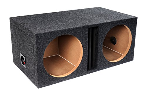 BBox E12DV 12-Inch Dual Vented Subwoofer Enclosure (12in Type R compare prices)