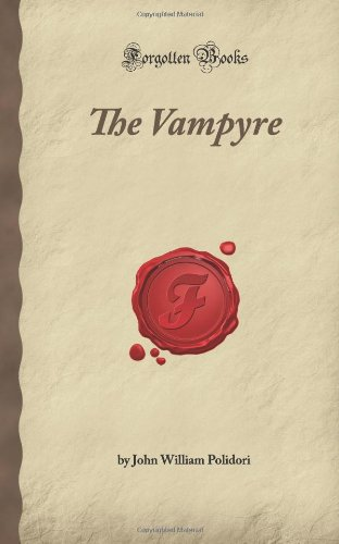 Image for The Vampyre (Forgotten Books)