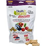 41mheiGMFdL. SL160  Omega Paw Health Bone Berry Dog Biscuits, 14 Ounce