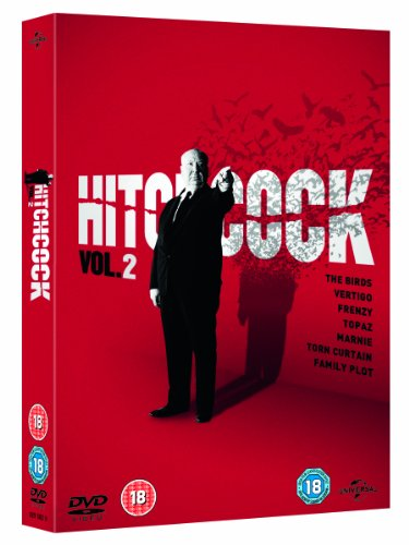 Hitchcock - Volume 2 [DVD] [1958]