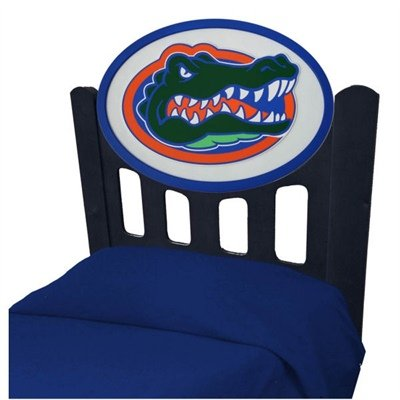 Cheap University of Florida Gators Kids Wooden Twin Headboard With Logo (C0526S-Florida)