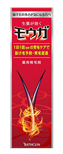 モウガ 120mL 育毛剤 (医薬部外品)