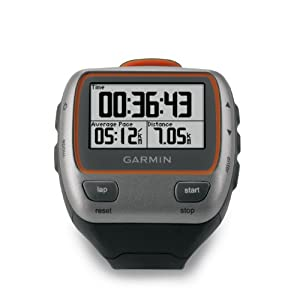 Garmin Forerunner 310XT Montre GPS -Orange/gris