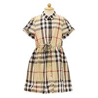 [バーバリーキッズ] BURBERRY KIDS 子供服 半袖 ワンピース B12390