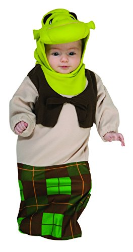 Shrek Bunting And Headpiece Shrek Costume
