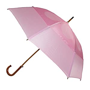 GustBuster Classic 48-Inch Automatic Golf Umbrella (Pink)