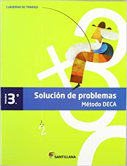 CUADERNO PROBLEMAS METODO DECA 3 PRIMARIA: Amazon.es