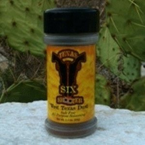 Culinary Cowgirls West Texas Dust Rub