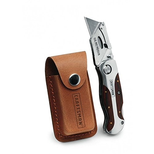 Craftsman-Folding-Utility-Knife-with-Holster
