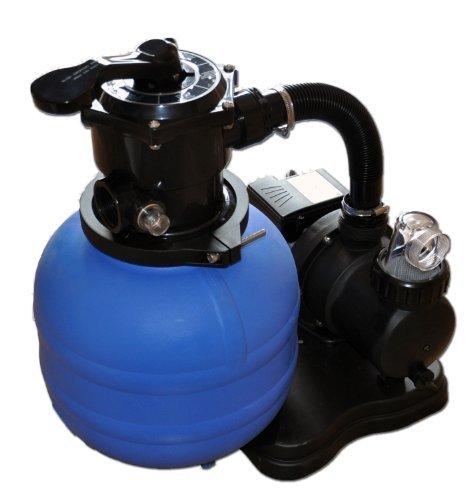 Sandfilter 8 5m sandfilteranlage preisvergleich shops tests 9008748990844 - Pool reinigen hausmittel ...