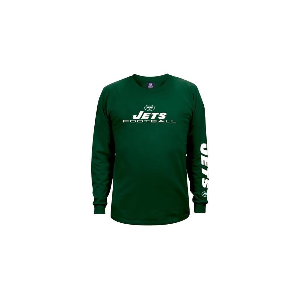 New York Jets Team Shine Long Sleeve Tee