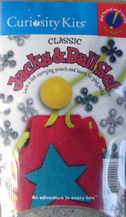 Classic Jacks and Ball Set - 1