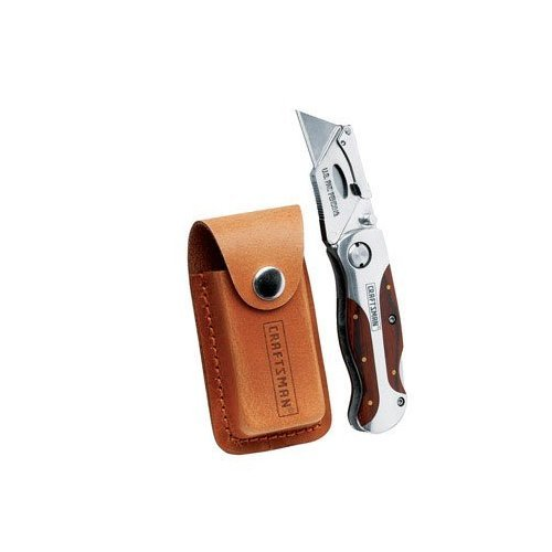 Craftsman Folding Utility Knife With Holster