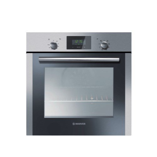 Hoover HOC709/6X Multi-Function Electric Built-in Single Fan Oven with Hydro Steam Clean - Stainless Steel